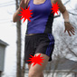Skin Chafing - Prevention Strategies for Walkers and Runners.