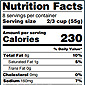 The 2016 Update on the Nutrition Facts Label