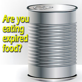 Food Expiration Dates - How Long is Food Safe to Eat? - (Part 2 of 3)