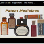 Supplements - The History